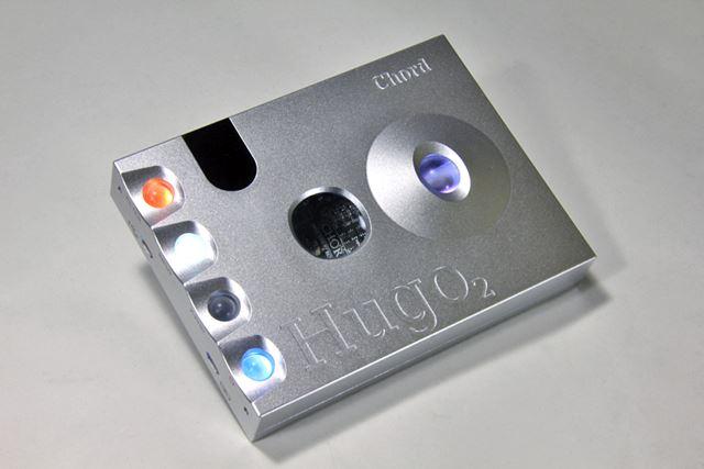 CHORD「Hugo 2」。2017年6月26日発売予定。直販価格は299,980円(税込)だ