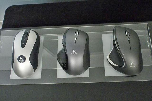 歴代のMXシリーズマウス