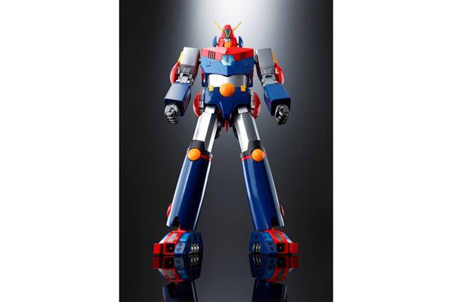 1976〜1977年に放送された「超電磁ロボ コン・バトラーV」は変形合体ロボットアニメの先駆け