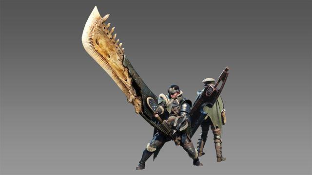 カスタムベース大剣(骨3)