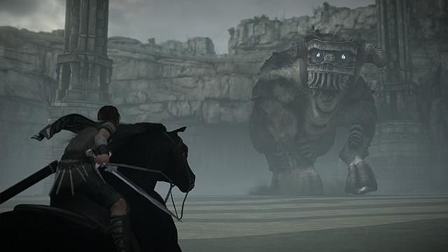 「ワンダと巨像」