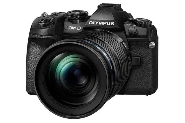オリンパス「OM-D E-M1 MarkII」(レンズは別売)