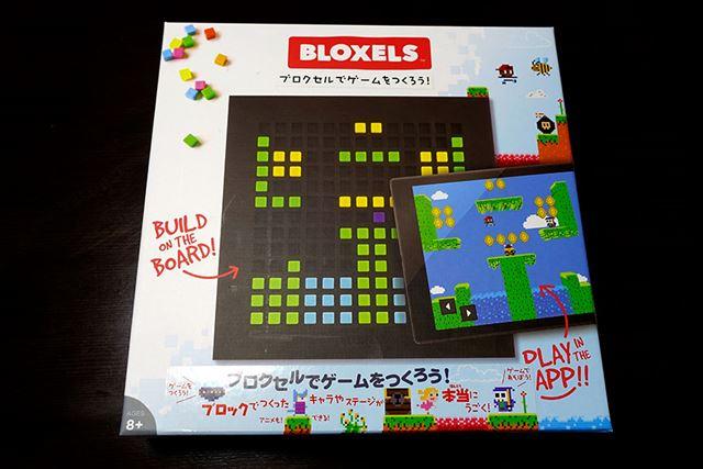それがこの「BLOXELS(ブロクセル)」!