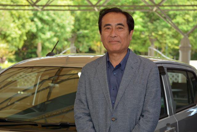 南出洋志氏車両開発本部 製品企画部 第1企画グループエグゼクティブチーフエンジニア