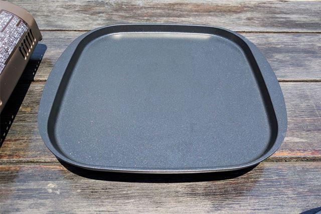 鉄板焼きプレート