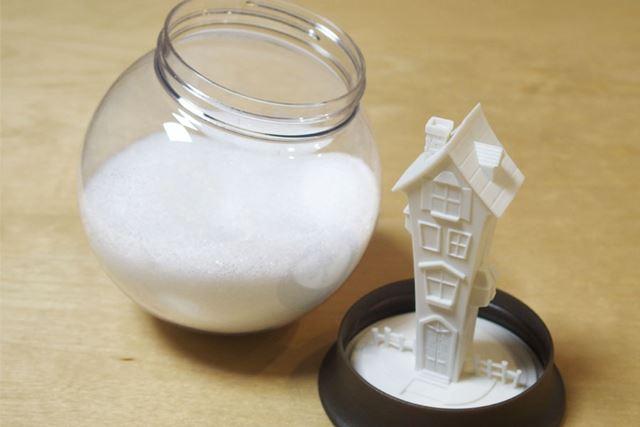 砂糖の状態によっては家に砂糖がついてしまうこともあるので注意して開けましょう