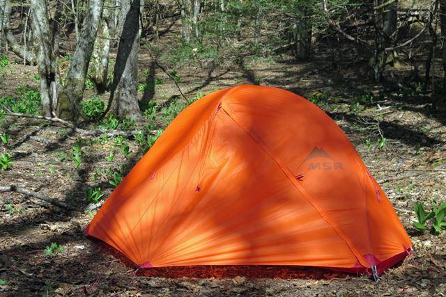 1人用テント、MSR「アクセス1」