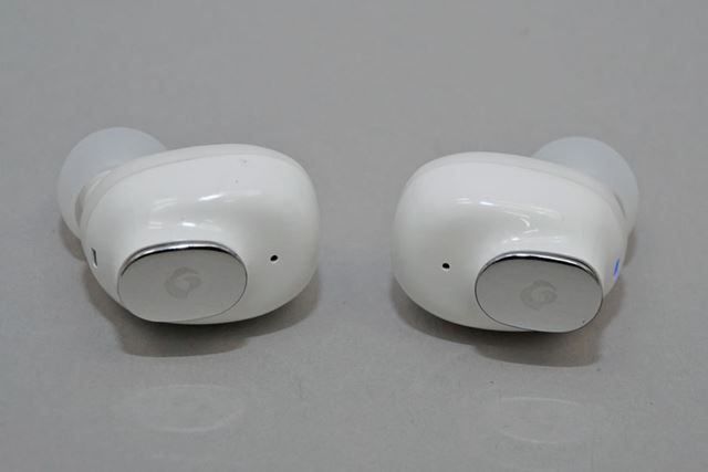 BluetoothのコーデックとしてSBCとAACをサポートしており、iPhoneとの組み合わせにピッタリだ
