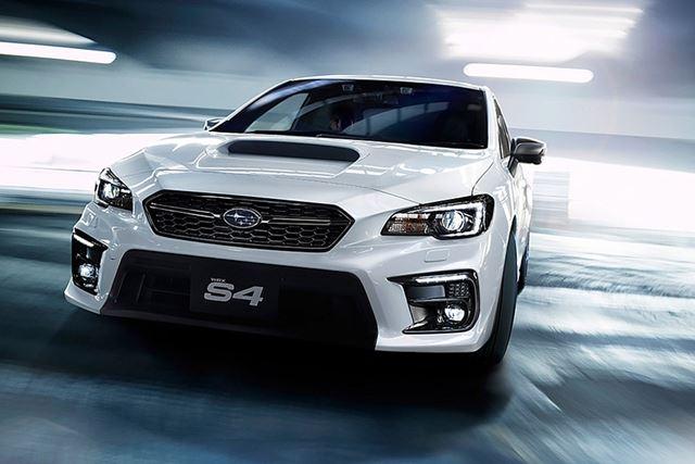 「アイサイト・ツーリングアシスト」が新たに搭載されるスバル 新型「WRX S4」