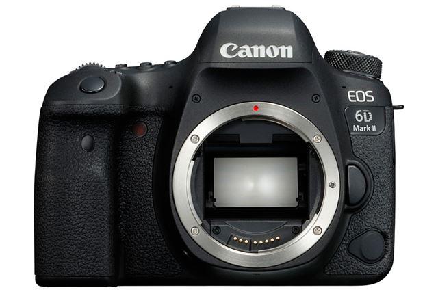 キヤノン「EOS 6D Mark II」