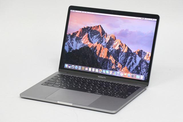 Touch Barを搭載しないMacBook Proの13.3型モデル