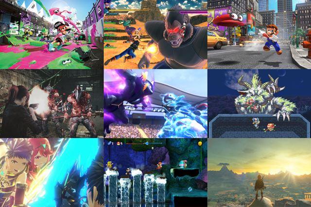 RPG、アクション、レースなど多彩なジャンルのゲームを網羅!