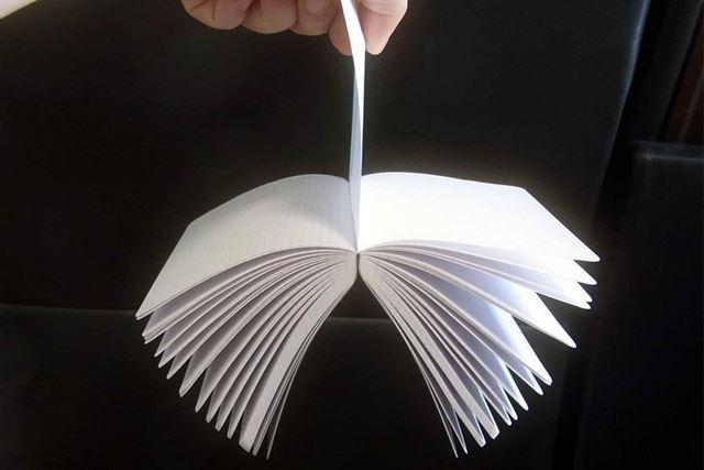 もちろん耐久性もばっちり。メモ用紙が簡単にはがれるなんてこともありません