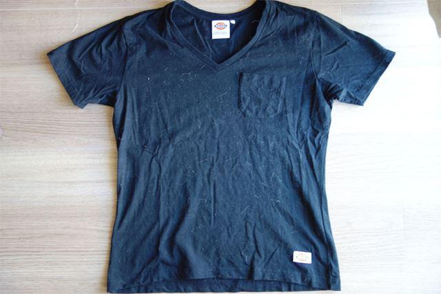 ディッキーズさんのポケット付きTシャツです。肉厚でヘタらないので着やすいらしい