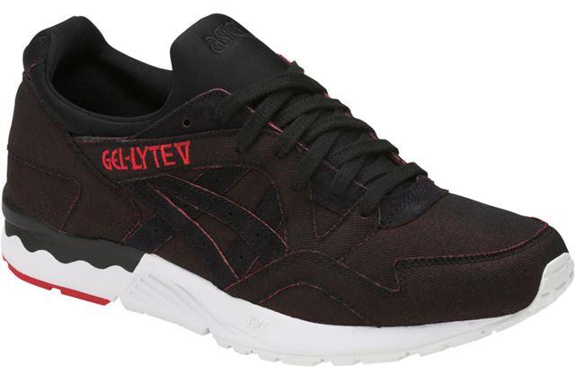 上記の「GEL-LYTE �V」と同じカラーリングの「GEL-LYTE �X」