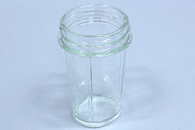 タンブラーはガラス製なのでニオイ移りが少なく、煮沸消毒もできるので清潔に使用できるのが◎