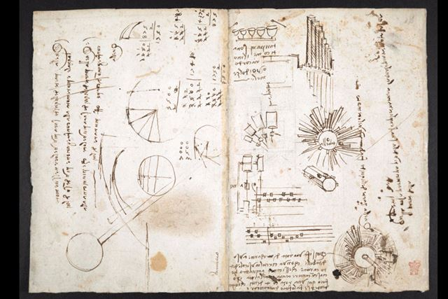 大英博物館がデジタル化しWebで無料公開した「アランデル手稿」