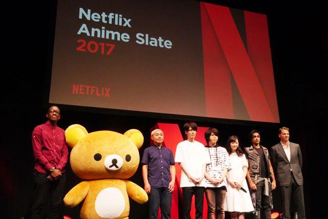 怒涛のアニメ発表が行われた「Netflixアニメスレート」は大盛況で幕を閉じた