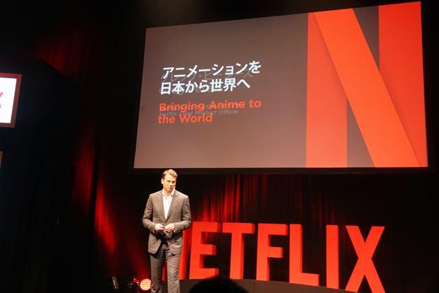 Netflixチーフ・プロダクト・オフィサーのグレッグ・ピーターズ氏