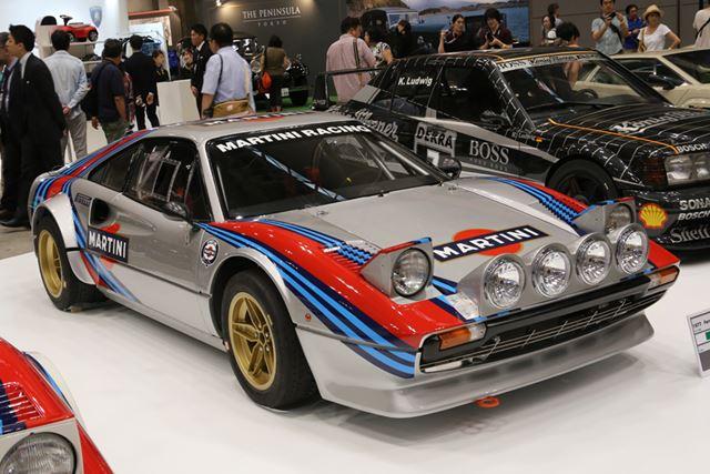 フェラーリ「308 Gr.4 Argento(1977年)」