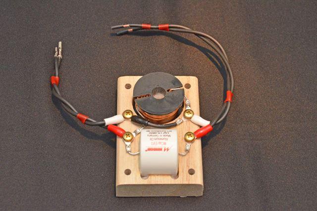 ネットワーク回路にも桐が使われている
