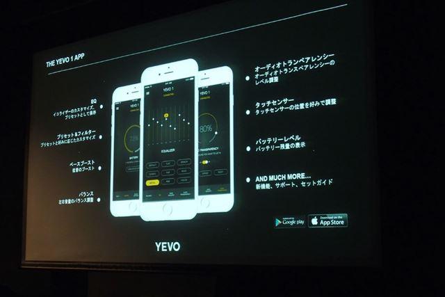 専用アプリとの連携で、さまざまな機能を追加できる
