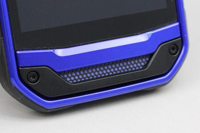 前面の操作ボタンがプッシュボタン式から、一般的なタッチセンサー式に改められた