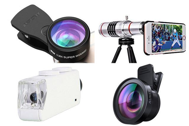 広角レンズやマクロレンズ、望遠レンズなどをタイプ別に紹介!