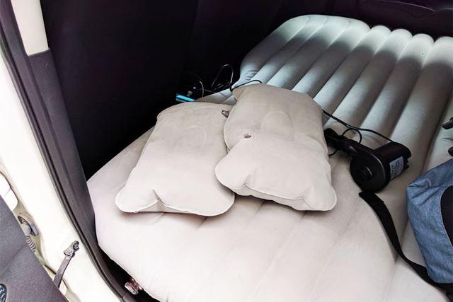 枕はこんな感じです