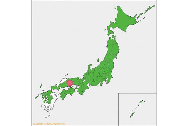 連載43回目は岡山でした。全国制覇まで、あと4県です!
