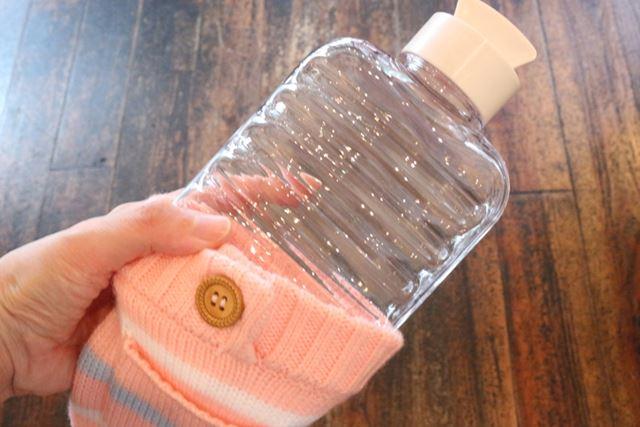 ボトル自体には保温・保冷機能はない