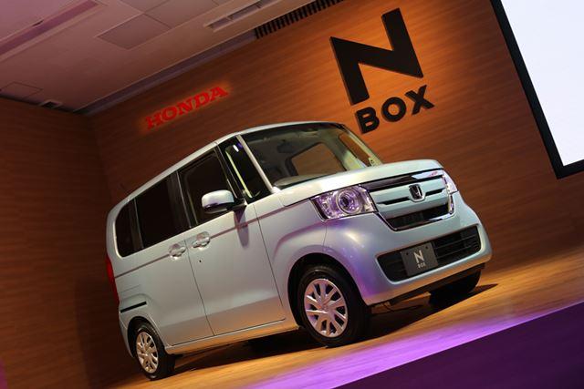ホンダ 新型「N-BOX」