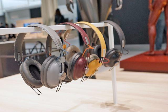レトロデザインのBluetoothヘッドホン「RP-HTX80B」は99ユーロだ