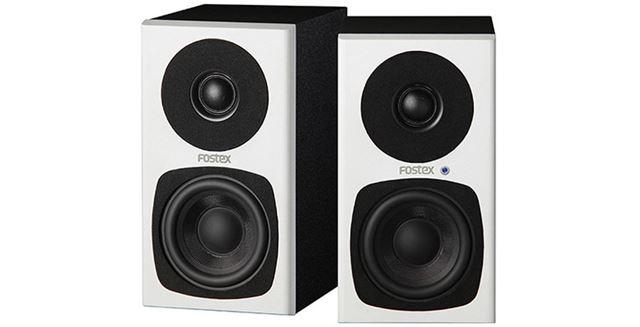 フォステクスの音楽制作向けアクティブスピーカー「PM0.3H」