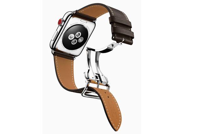 ファッションブランド、エルメスとのコラボモデル「Apple Watch Hermes」