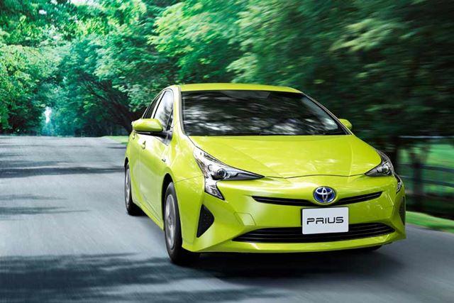 売れ筋グレードでも37.2km/Lと、未だに高い燃費値を誇る新型プリウス