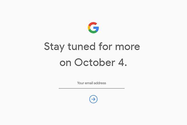 「10月4日に乞うご期待」のメッセージ