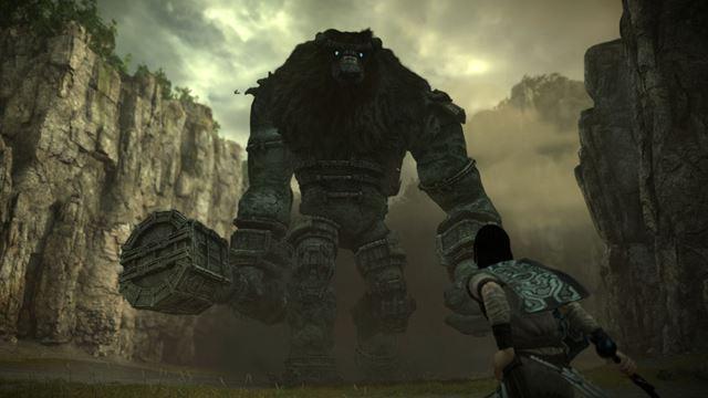 PlayStationで人気を博したタイトルのPS4リメイク「ワンダと巨像」は2018年内に登場