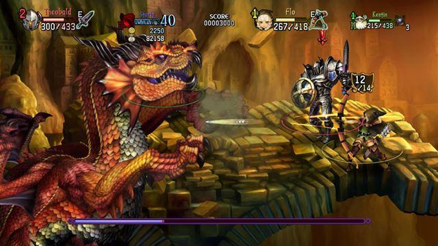 アトラスの2DアクションRPG「ドラゴンズクラウン・プロ」がPS4で登場決定。発売日は2018年1月25日