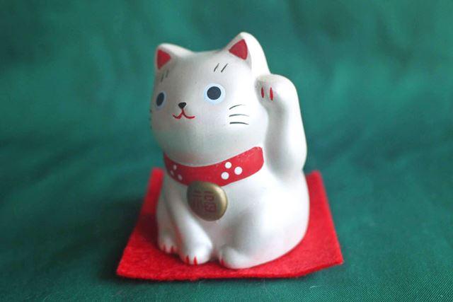 では銀猫はというと満願成就と、ちょっとアバウトな立ち位置。何でも願っていいってことですかね