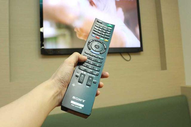 テレビを筆頭に、家電の操作アイテムとして当たり前になっているワイヤレスリモコン