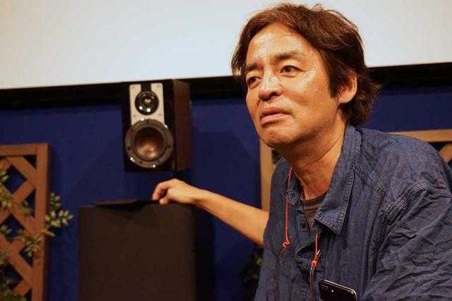 音響設計を手掛けた音響監督の岩浪美和氏