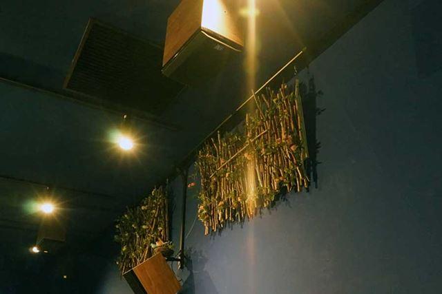 天井にドルビーアトモス用のスピーカーも設置