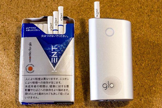 タバコとしての正常な進化を遂げた味の濃さが特徴