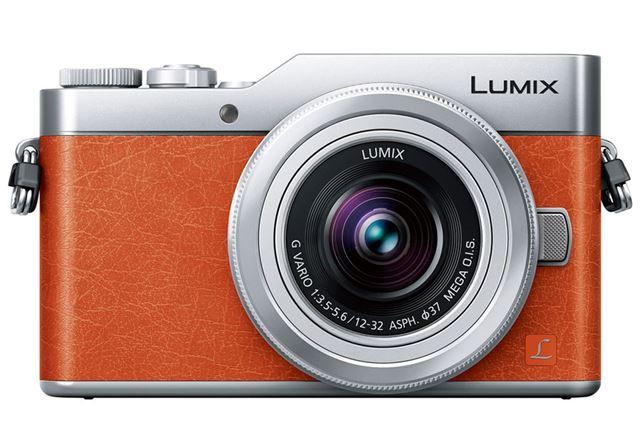 コンパクトボディを実現したエントリーモデル「LUMIX GF9」
