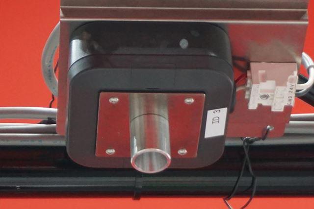 超音波発信機には、ETCやVICSなど自動車で実用化されているビーコンの技術が使われている