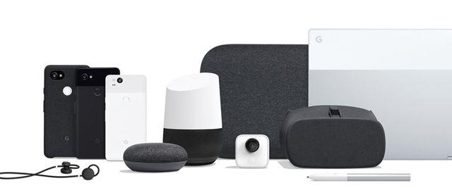 「Pixel 2」のほか、多数の新製品が発表されたGoogleの発表会