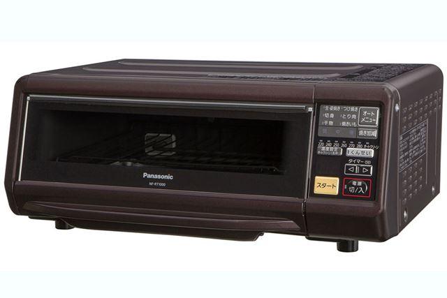 燻製機能付きの上位モデル「けむらん亭 NF-RT1000」