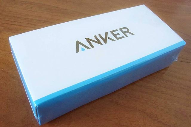 Ankerの充電器一体型モバイルバッテリー「PowerCore Fusion 5000」