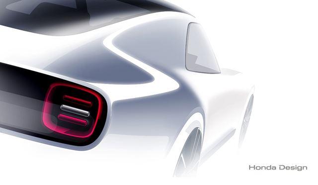 ホンダ「Honda Sports EV Concept」